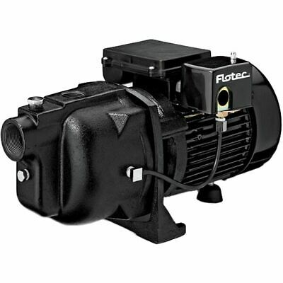 Flotec FP4157 - 19 GPM 3/4 HP Cast Iron Shallow Well Jet Pump