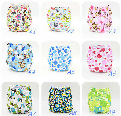 Reusable Waterproof TPU Baby Cloth Diaper Nappy Cover LAN