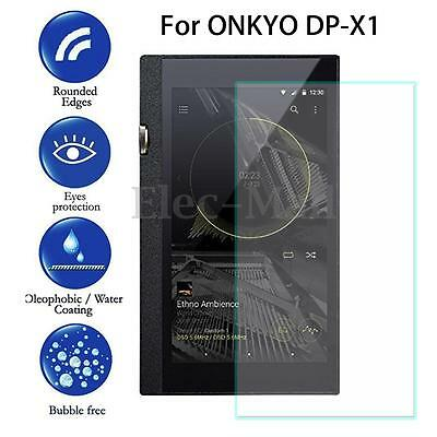 0.23mm 9H Tempered Glass LCD Screen Protector Film For ONKYO DP-X1 Music Player