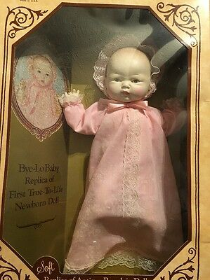 Vintage HORSMAN DOLL Bye-Lo Baby Replicate Of Antique Porcelain Doll