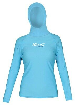 Iq-company Uv 300 Hooded Protección uv
