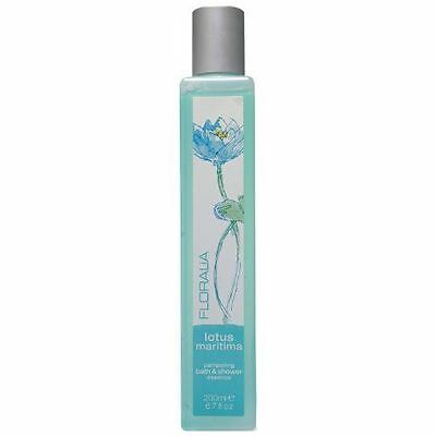 Mayfair Floralia Lotus Maritima Bath & Shower Essence 200ml