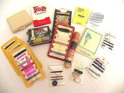 Lot 16 Travel Sewing Kits Cards Park Lane Hotel Holsom Bread Vegas Advertising
