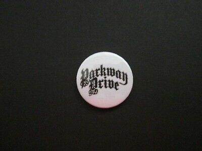 """PARKWAY DRIVE  - NOVELTY  -1""""  Button Badge- MUSIC - FREE UK POSTAGE"""