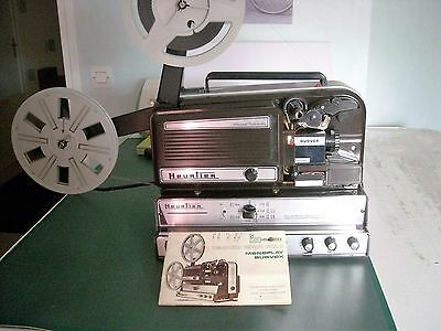 projecteur super 8 sonore
