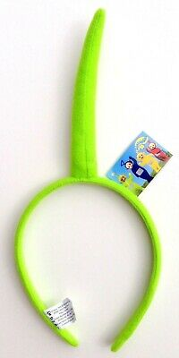 Teletubbies Dipsy Antenna Headband One Size Dress-Up GREEN Teletubby