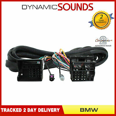 CT20BM06 Car Stereo 6.5M Rear Aerial & Wiring Extension For BMW E46, E39, X5