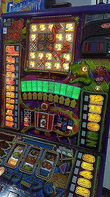 CRAZY COBRA 10P £5 Jackpot Pub Fruit Machine - Great arcade machine