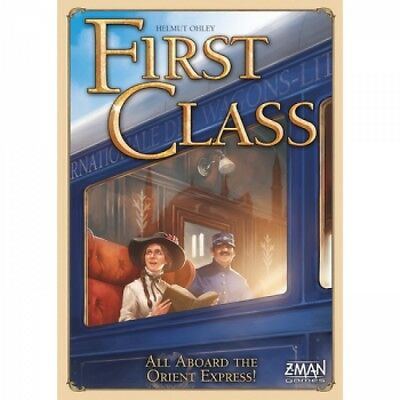 First Class: The Orient Express Board Game Brand New
