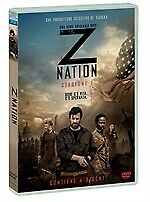 Z Nation - Stagione 1  4 Dvd  Cofanetto  Serie-Tv