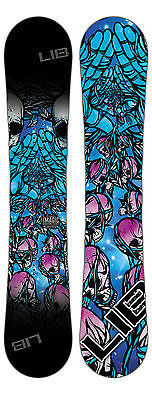 Lib Tech Snowboard - Banana Magic Firepower - , Twin, All-Mountain - 2017