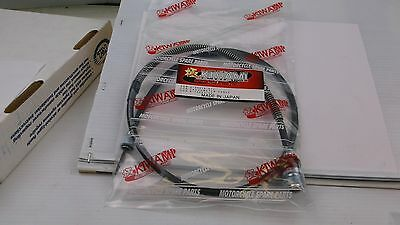 Kawasaki NEW H2 750  Black Tachometer Cable with Grommet,Tacho H1 RPM