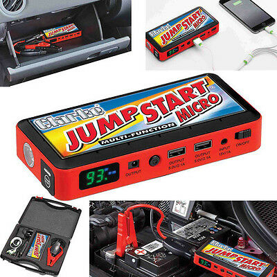 Jump Start Micro - Multifunction Lithium Ion Jump Start/Power Pack CLIPPJS  (Ref