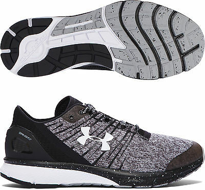 Under Armour Charged Bandit 2 Mens Running Shoes - Black