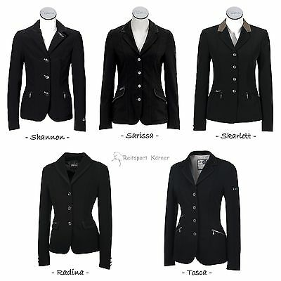 Pikeur Tournament Jacket, Riding Competition Horse Jacket Remaining Stock