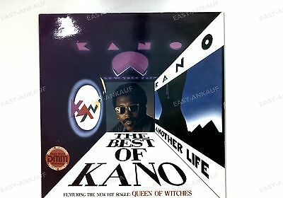 Kano - The Best Of Kano - GER LP 1983 //1