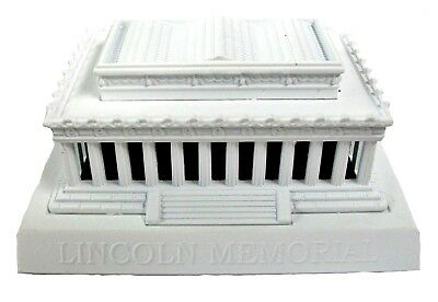 Lincoln Memorial Die Cast Metal Collectible Pencil Sharpener