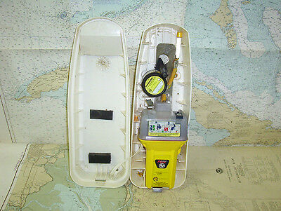 Boaters' Resale Shop of Tx 1605 1775.01 ACR GLOBALFIX EPIRB (EXPIRED) IN CRADLE