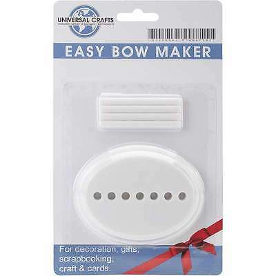 Universal Craft Easy Bow Maker 645871993374