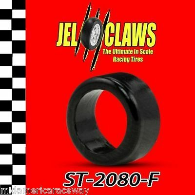 Jel Claws ST-2080F HO Scale Tire for  AFX SRT, Mega G, Tomy AFX Turbo - Front