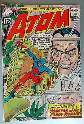 Atom #1 Issue---($.12 Cents)---Excellent Condition---