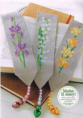 PETAL MARKERS BOOKMARKS CHART ONLY jan