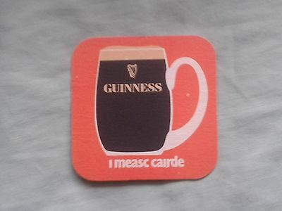 GUINNESS BEER MAT BBCS No. 430