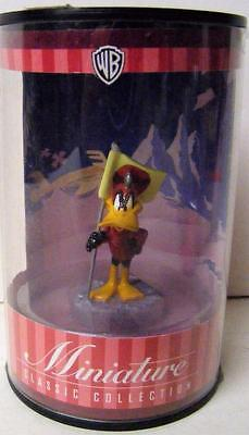 Warner Brothers Miniature Classic Marvin Martian Collection Daffy Duck Dodgers