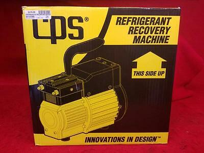 CPS Products TR21 Pro-Set Refrigerant Recovery Machine (SS1022865)