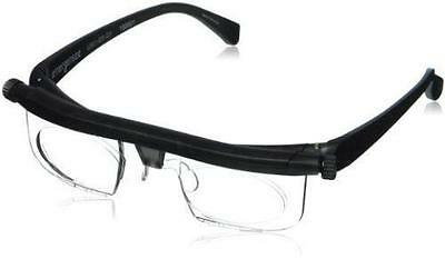 Men Women Dial Vision Adjustable Lens Eyeglasses Unisex Gift W