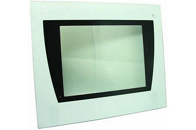 GENUINE HOTPOINT Cooker Main Oven Outer Door Glass