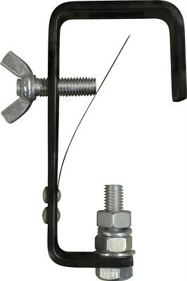 SoundLab Heavy Duty 50mm G Clamp with Tube Protection Plate G001YGD