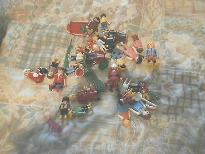 Playmobil  Loose Job Lot Of  Figures  As Shown In Pictures  Lot 2 As Shown Only