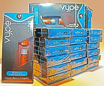 48 x Vype Reload Cartridges Classic Regular Flavour ( 24 packs of 2 )