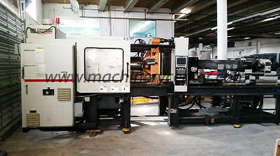 300 Ton, 29 Oz. Cincinnati Injection Molding Machine '98