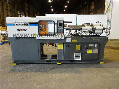 55 Ton, 4.4 Oz. Cincinnati Vista Injection Molding Machine '94