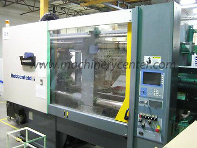 385 Ton, 34.6 Oz. Battenfeld Injection Molding Machine '98