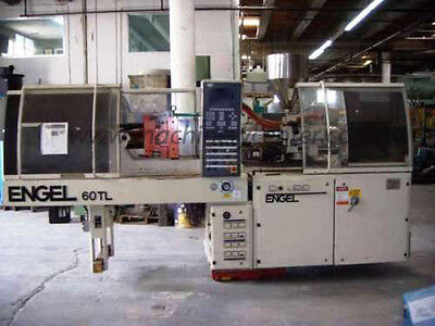 60 Ton, 3.2 Oz. Engel Injection Molding Machine '94
