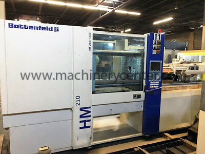 230 Ton, 16 Oz. Battenfeld Injection Molding Machine '05