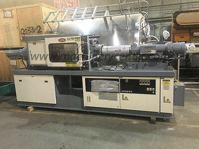 80 Ton, 5.7 Oz. Nissei Injection Molding Machine '92