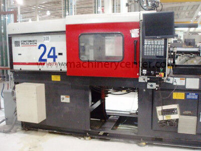 120 Ton, 4.44 Oz. Cincinnati-Milacron Vista Injection Molding Machine '00