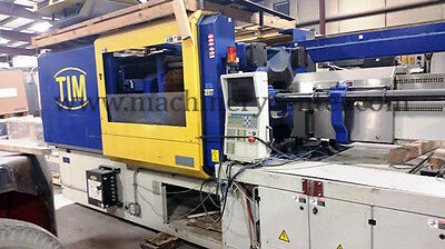 275 Ton, 25.54 Oz. Arburg Injection Molding Machine 04