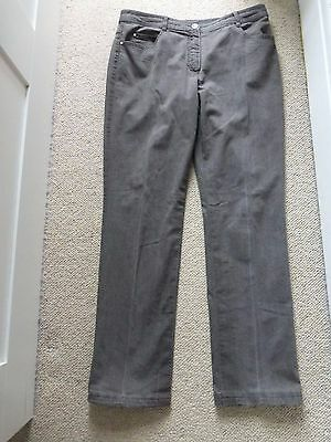 Gerry Weber Ladies jeans, light brown, size 12