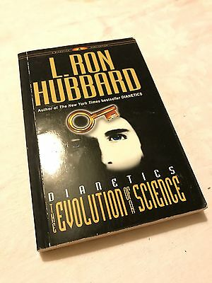 Dianetics The Evolution Of A Science Book By L Ron Hubbard
