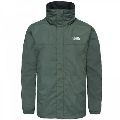 The North Face Resolve 2 Jacket Herren Regenjacke thyme/dplichngn