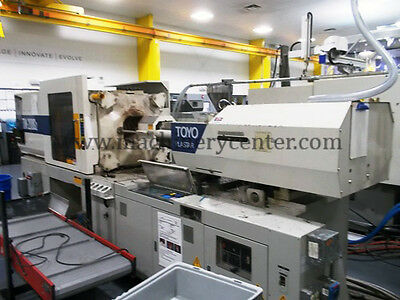200 Ton, 15.9 Oz. Toyo Injection Molding Machine '95