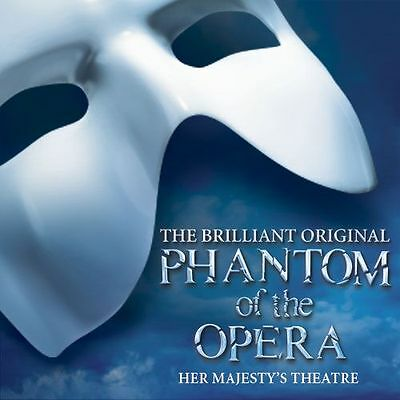 PHANTOM of the OPERA Ticket & Hotel Package - LONDON THEATRE BREAK for ONLY £125