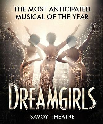 DREAMGIRLS Ticket and Hotel Package - LONDON THEATRE BREAK for ONLY £135
