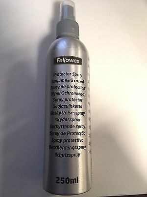 2 x Fellowes Screen & Keyboard Cleaning Spray Large 250ml Fluid Bottles NEW PC