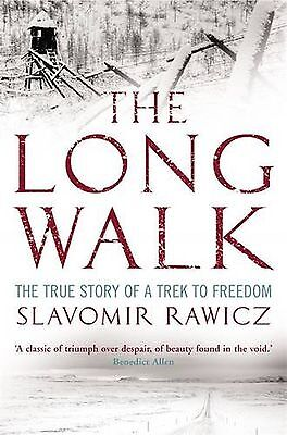The Long Walk: The True Story of a Trek to Freedom NEW BOOK